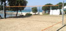 SM05100 - Mreža beach volley rekreativna