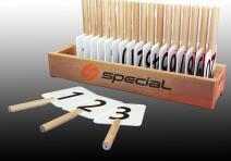 SI03590 - Tablice za menjavo igrača 1-24
