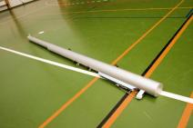 SI03556 - Stebri za odbojku - aluminijasti