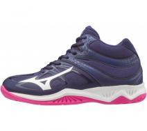 Mizuno - V1GC1975 - THUNDER BLADE  2 MID - ženske tenisice 2021