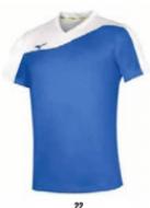 V2EA7003 - AUTHENTIC MYOU TEE - muški dres za odbojku
